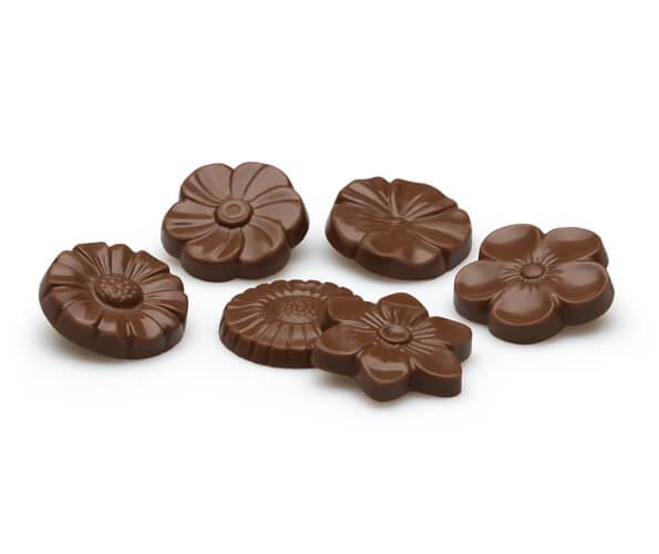 σοκολατάκια μαργαρίτα γάλακτος