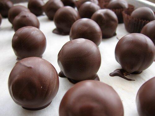 σοκολατάκι κάστανο